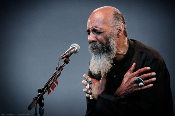 Richie Havens Photographed by York Tillyer