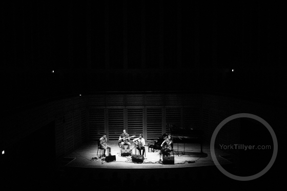 Roddy Woomble Live at Kings Place Photographed by York Tillyer