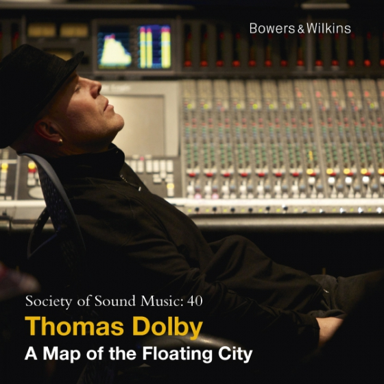Thomas Dolby Photographed by York Tillyer