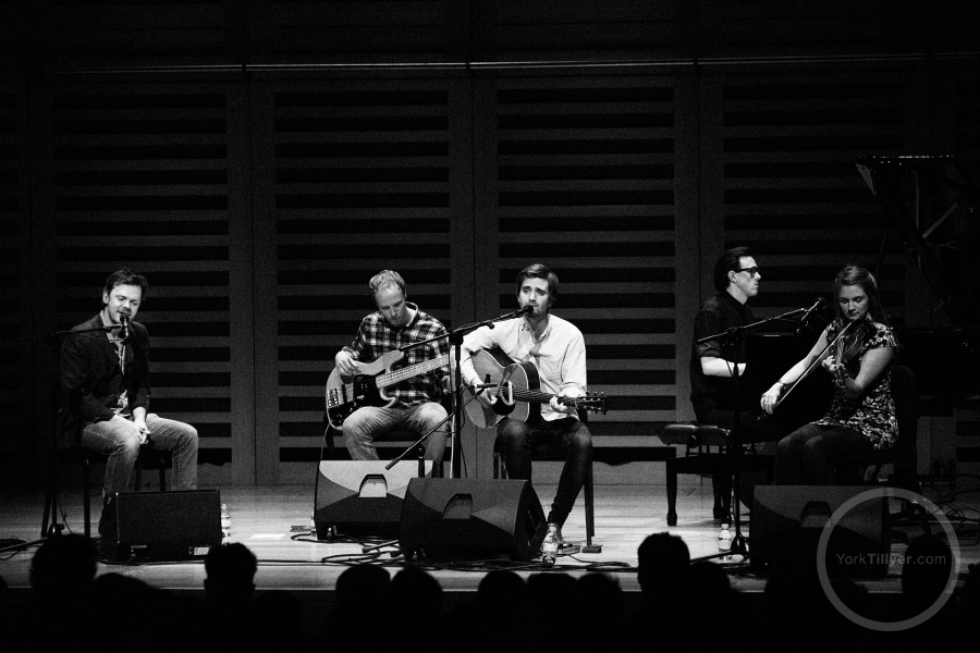 Roddy Woomble Live at Kings Place Photographed by Y Tillyer