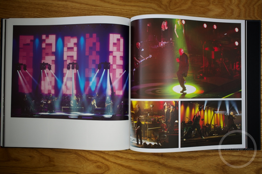 European 'Back to Front' book Photographed by Y Tillyer